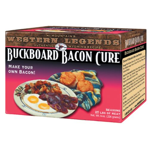 Hi Mountain Jerky Buckboard Bacon Cure