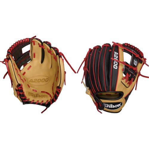 "Wilson A2000 DP15 Superskin BBG 11.5"" Senior League Infield Baseball Glove"