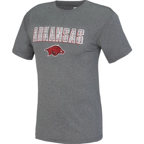 Colosseum Athletics Men's University of Arkansas Circuit Board
