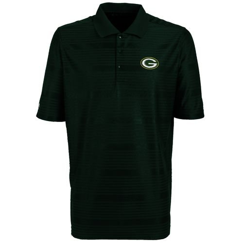 Antigua Men's Green Bay Packers Illusion Polo Shirt