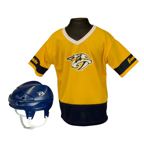 Franklin Kids' Nashville Predators Uniform Set
