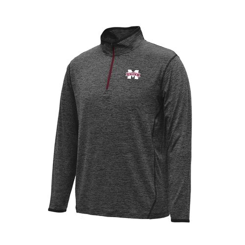 Colosseum Athletics Men's Mississippi State University Action Pass Fleece