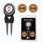 Team Golf University of Illinois Divot Tool and Ball Marker Set - view number 1