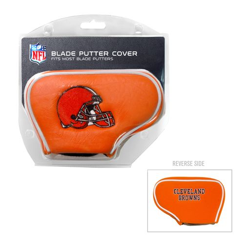 Team Golf Cleveland Browns Blade Putter Cover
