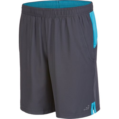 BCG Men's 9' Tennis Colorblock Short