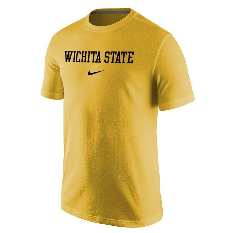 Nike Men's Wichita State University Core Short Sleeve