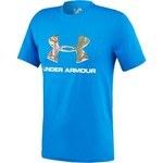 Under Armour® Men's Camo Fill Logo T-shirt