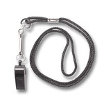 Kwik Goal Whistle With Lanyard