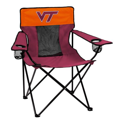 Display product reviews for Logo™ Virginia Tech Elite Chair