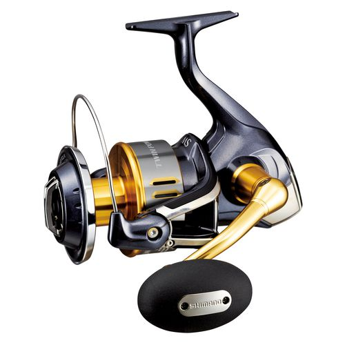 Shimano Twin Power Saltwater Spinning Reel Convertible - view number 1