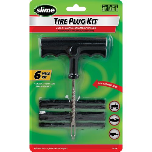 Slime 6-Piece ATV Tire Plug Set