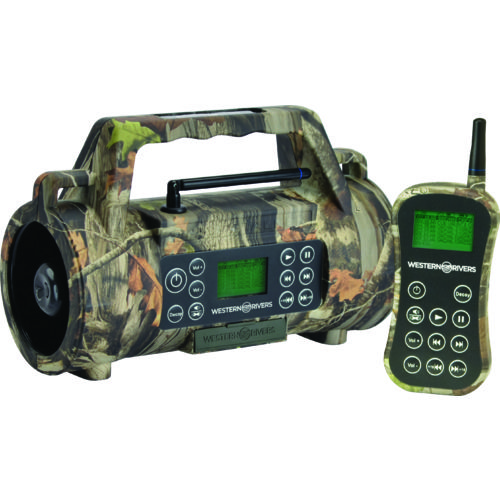 Western Rivers Game Stalker MP3 Electronic Call - view number 1