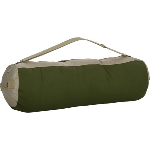 Magellan Outdoors 42 in x 15 in Cotton Canvas Barrel Duffel Bag - view number 2