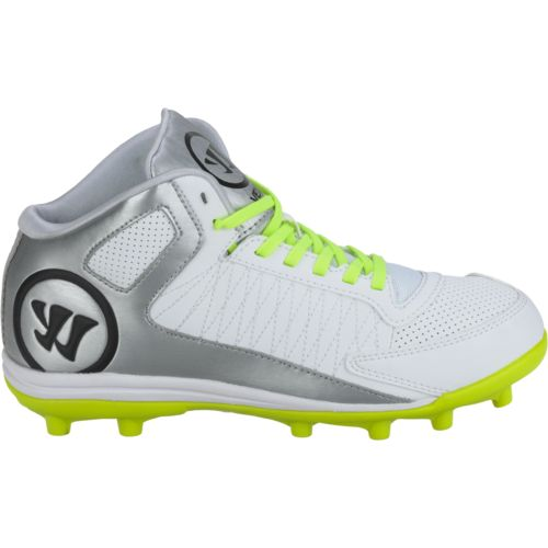 Warrior Kids' Vex Lacrosse Cleats - view number 1