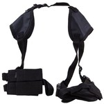 Bulldog 3.5 in - 5 in Barrel Automatic Handgun Shoulder Holster System - view number 1