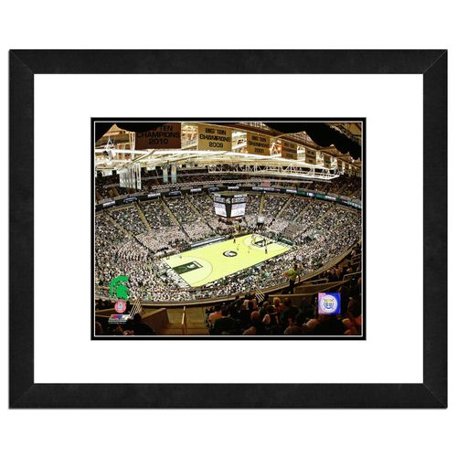 "Photo File Michigan State University Breslin Center 16"" x 20"" Matted and Framed Photo"