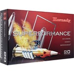 Hornady Superformance SST Centerfire Rifle Rounds