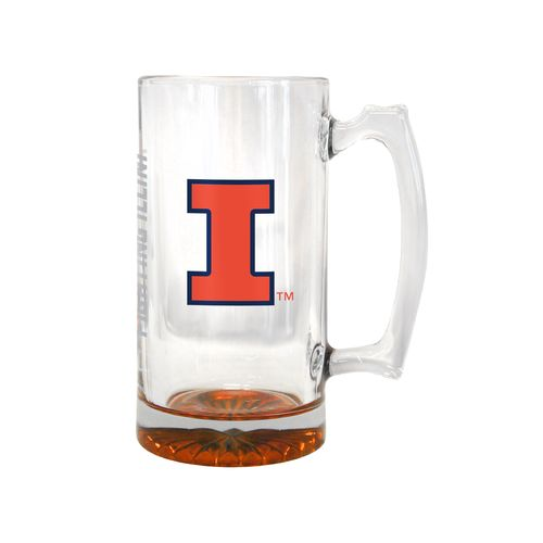 Boelter Brands University of Illinois Elite 25 oz. Tankard