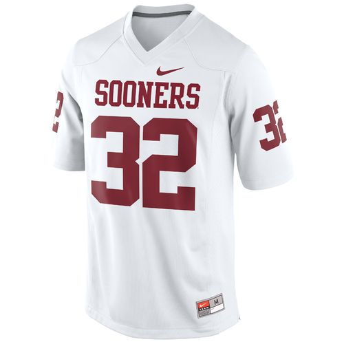 Nike Men's University of Oklahoma Game Jersey