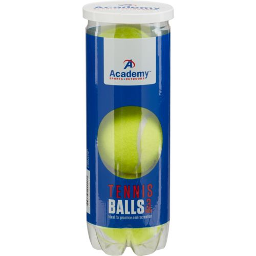 Academy Sports + Outdoors Tennis Balls 3-Pack