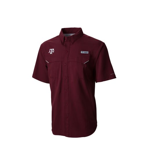 Columbia Sportswear Men's Texas A&M University Low Drag Offshore Shirt