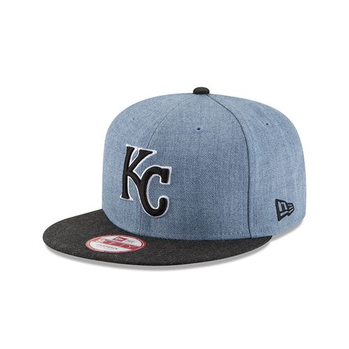 New Era Men's Kansas City Royals 39THIRTY Heather