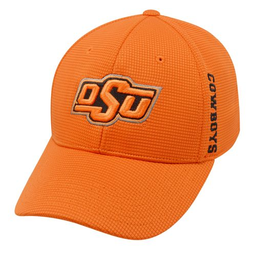 Top of the World Men's Oklahoma State University Booster Plus M-F1T™ Cap - view number 1