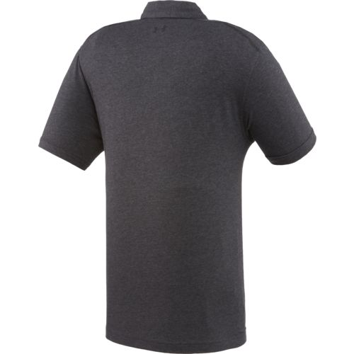 Under Armour Men's Charged Cotton Scramble Polo Shirt - view number 2