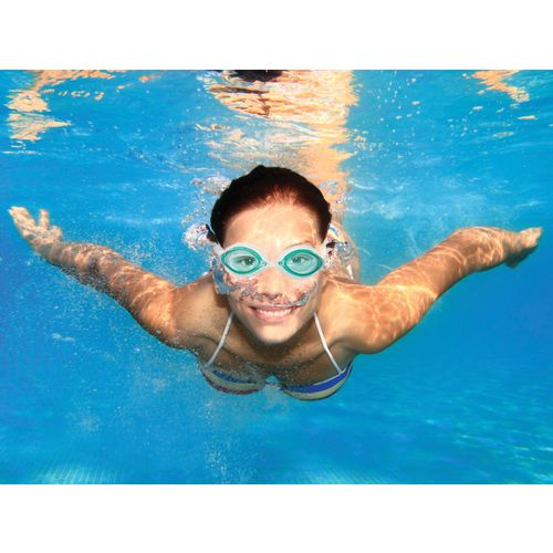 Swimways Fish Face Marlin Pro Swim Goggles