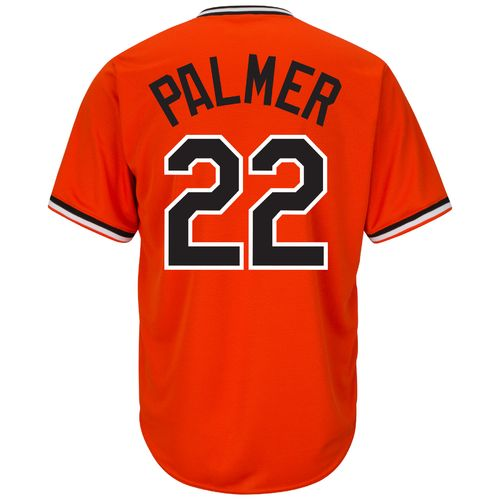 Majestic Men's Baltimore Orioles Jim Palmer #22 Cooperstown
