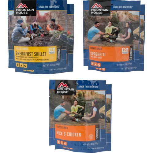Mountain House® Just In Case® 2-Day Emergency Food Supply