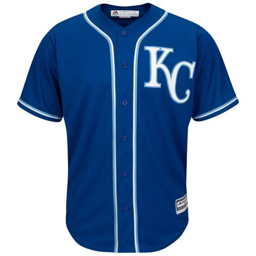 Majestic Men's Kansas City Royals Cool Base Replica Jersey