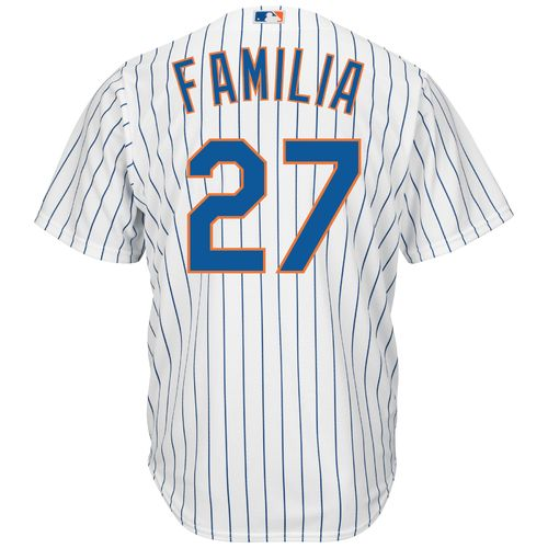 Majestic Men's New York Mets Jeurys Familia #27
