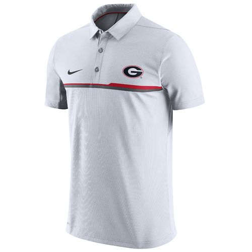 Nike Men's University of Georgia Elite Polo Shirt