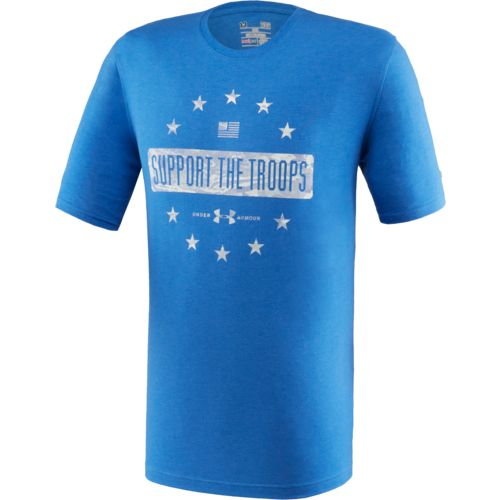 Under Armour™ Men's Freedom Initiative Support the Troops T-shirt