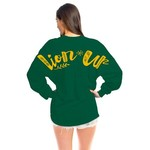 Venley Women's Southeastern Louisiana University Local Boho Print Football Jersey