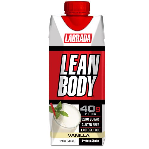 Lean Body® Hi-Protein Ready-to-Drink Milk Shakes