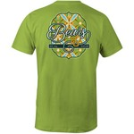 Image One Women's Baylor University Script Scroll T-shirt
