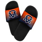 Forever Collectibles™ Men's Auburn University Textured Sport Slides