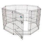"Aspen Pet 36"" x 24"" 8-Panel Exercise Pen"
