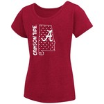 Colosseum Athletics Girls' University of Alabama T-shirt