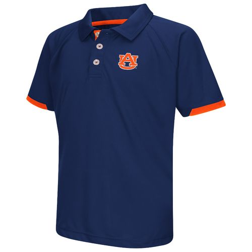 Colosseum Athletics™ Boys' Auburn University Spiral Polo Shirt