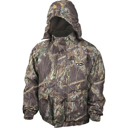 Drake Waterfowl Kids' Young Guns LST EQWader 3 in 1 Plus 2 Wader Coat