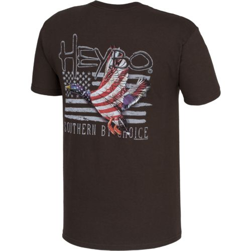 Heybo Men's Patriot Duck T-shirt