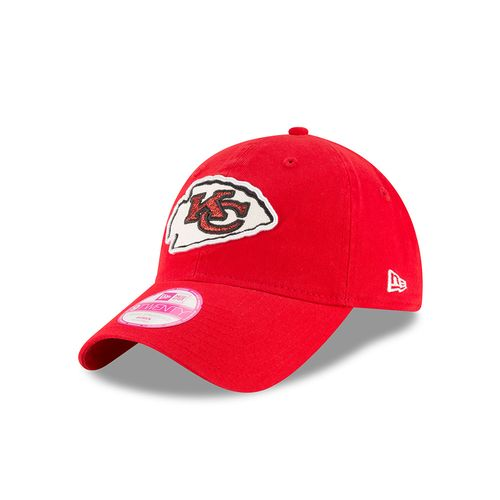 New Era Women's Kansas City Chiefs 9TWENTY® 2016 Glisten Cap