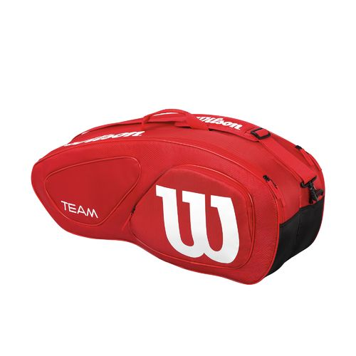 Wilson Team II 6-Racquet Tennis Equipment Bag