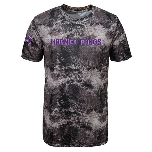 NCAA Kids' Texas Christian University Sublimated Magna T-shirt