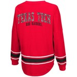 Colosseum Athletics™ Women's Texas Tech University My Boyfriend Varsity Pullover