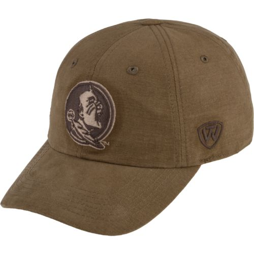 Top of the World Men's Florida State University Bark Cap