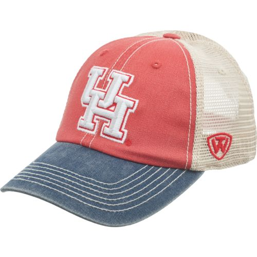 Top of the World Men's University of Houston Off-Road Adjustable Cap